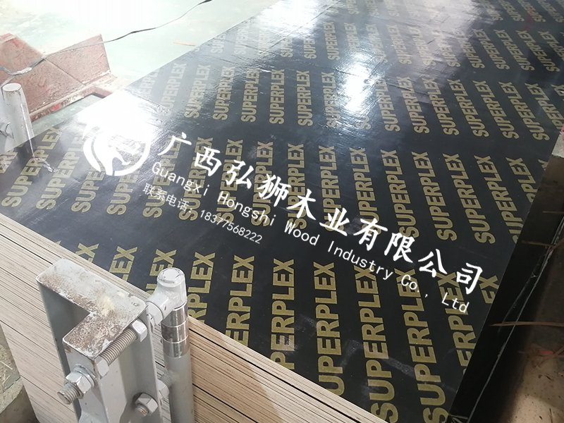 建筑覆膜模板多少钱