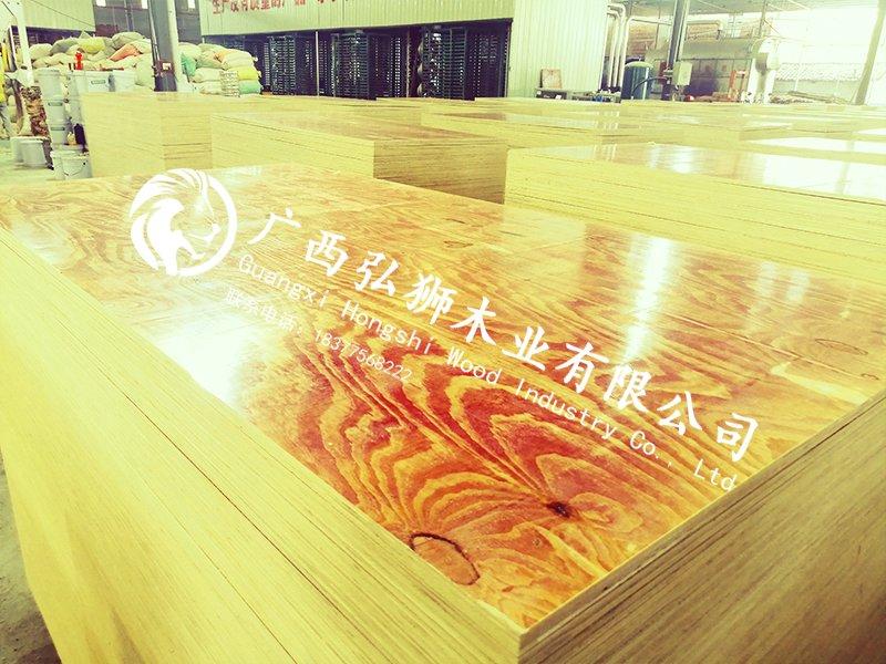 建筑木模板厂家